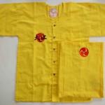 大江 黄色ダボシャツ